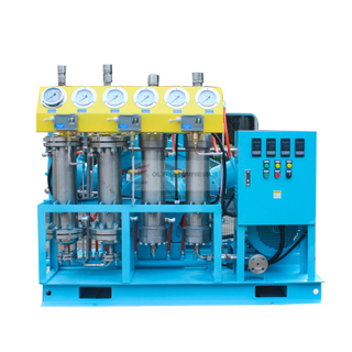 100M3 High Pressure Cylinder Filling Oxygen Air Compressor