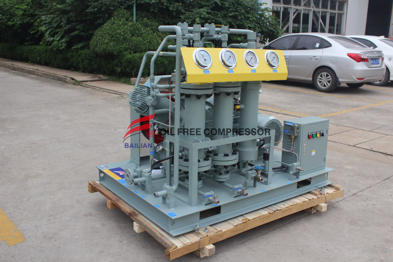 Nitrogen Filling Compressor for Beer Dispensing