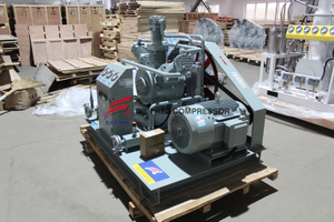 Screw Well-insulated Compressor for Sprinkler Systems