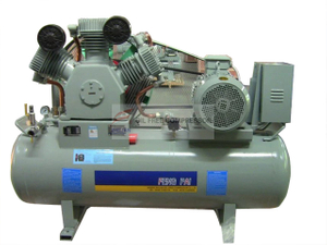 Electric 2 Stage Oil Free Air Compressor Manufacturer in China