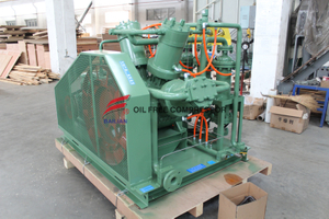Screw Booster Hydrogen Refueling Compressor Supplier