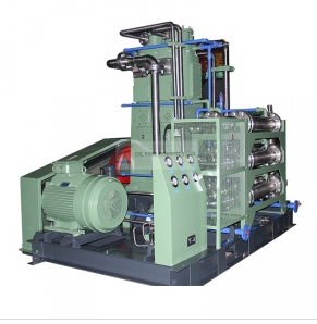 What is CO2 compressor?