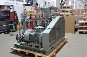 What can a Co2 compressor do?